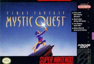 Final Fantasy: Mystic Quest per Super Nintendo Entertainment System