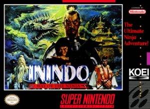 Inindo: Way of the Ninja per Super Nintendo Entertainment System