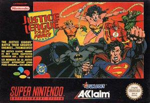 Justice League Task Force per Super Nintendo Entertainment System
