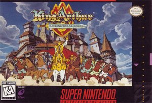 King Arthur & The Knights Of Justice per Super Nintendo Entertainment System