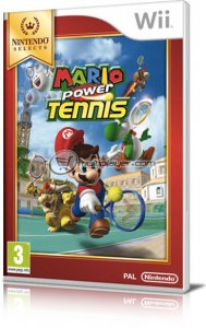 Mario Power Tennis per Nintendo Wii