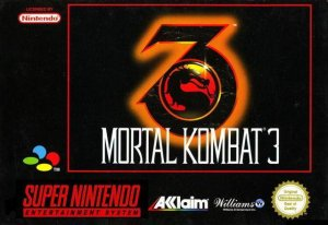Mortal Kombat 3 per Super Nintendo Entertainment System