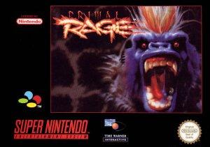 Primal Rage per Super Nintendo Entertainment System