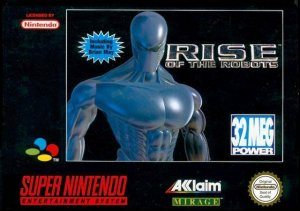 Rise of the Robots per Super Nintendo Entertainment System
