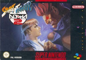 Street Fighter Alpha 2 per Super Nintendo Entertainment System
