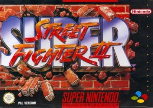 Super Street Fighter II: The New Challengers per Super Nintendo Entertainment System