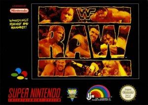 WWF Raw per Super Nintendo Entertainment System