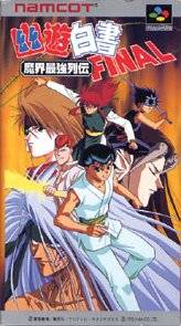 Yuu Yuu Hakusho FINAL: Makai Saikyou Retsuden per Super Nintendo Entertainment System