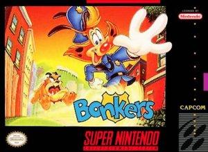 Bonkers per Super Nintendo Entertainment System