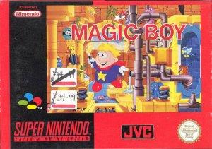 Magic Boy per Super Nintendo Entertainment System