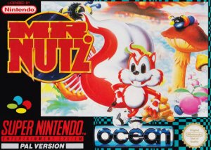 Mr. Nutz per Super Nintendo Entertainment System
