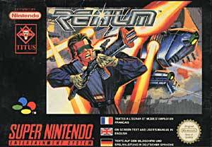 Realm per Super Nintendo Entertainment System