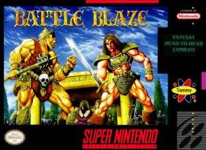 Battle Blaze per Super Nintendo Entertainment System