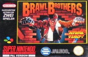 Brawl Brothers per Super Nintendo Entertainment System