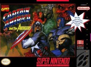 Captain America & the Avengers per Super Nintendo Entertainment System
