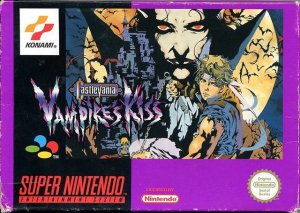 Castlevania: Vampire's Kiss per Super Nintendo Entertainment System