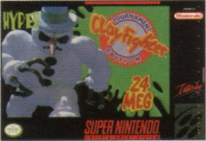 Clay Fighter: Tournament Edition per Super Nintendo Entertainment System