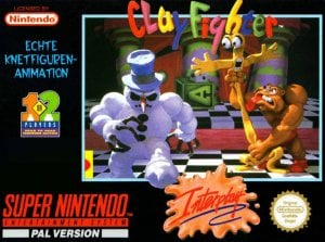 Clay Fighter per Super Nintendo Entertainment System