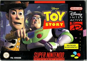 Toy Story per Super Nintendo Entertainment System