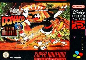 Donald Duck Starring in Maui Mallard per Super Nintendo Entertainment System
