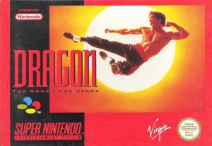 Dragon: The Bruce Lee Story per Super Nintendo Entertainment System