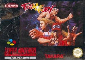 Fatal Fury per Super Nintendo Entertainment System