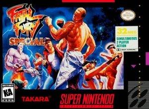 Fatal Fury Special per Super Nintendo Entertainment System