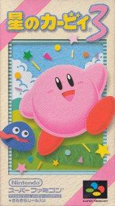 Hoshi no Kirby 3 per Super Nintendo Entertainment System