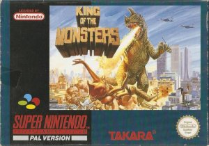 King of the Monsters per Super Nintendo Entertainment System