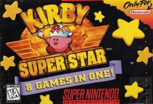 Kirby Super Star per Super Nintendo Entertainment System