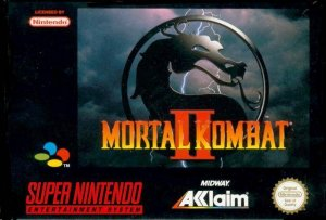 Mortal Kombat II per Super Nintendo Entertainment System