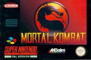 Mortal Kombat per Super Nintendo Entertainment System