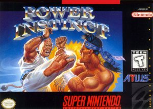 Power Instinct per Super Nintendo Entertainment System