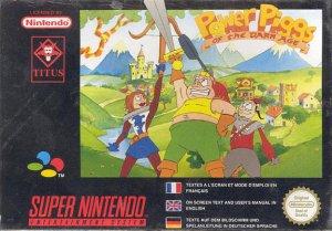 Power Piggs of the Dark Age per Super Nintendo Entertainment System
