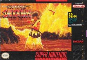 Samurai Shodown per Super Nintendo Entertainment System