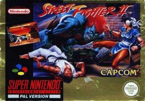 Street Fighter II: The World Warrior per Super Nintendo Entertainment System