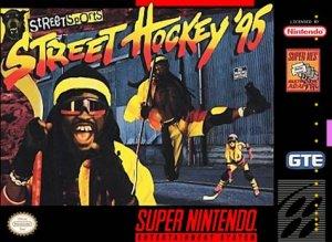 Street Hockey '95 per Super Nintendo Entertainment System