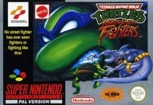 Teenage Mutant Ninja Turtles: Tournament Fighters per Super Nintendo Entertainment System