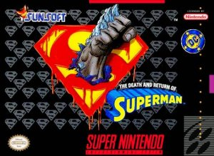 The Death and Return of Superman per Super Nintendo Entertainment System