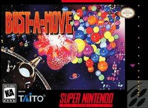 Bust-a-Move per Super Nintendo Entertainment System