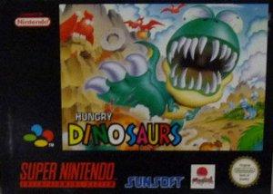 Hungry Dinosaurs per Super Nintendo Entertainment System