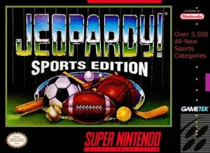 Jeopardy! Sports Edition per Super Nintendo Entertainment System