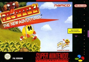 Pac-Man 2: The New Adventures per Super Nintendo Entertainment System