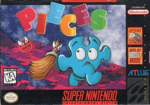 Pieces per Super Nintendo Entertainment System