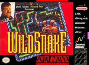 Wild Snake per Super Nintendo Entertainment System
