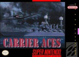 Carrier Aces per Super Nintendo Entertainment System