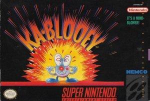 Ka-blooey per Super Nintendo Entertainment System