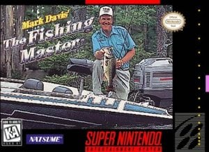 Mark Davis: The Fishing Master per Super Nintendo Entertainment System