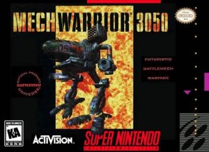 MechWarrior 3050 per Super Nintendo Entertainment System