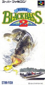 Super Black Bass 2 per Super Nintendo Entertainment System